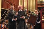 Witold Lutosławski pierwszym laureatem nagrody ?Wielcy Europejczycy? European Union Youth Orchestra