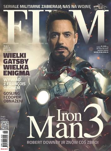 Iron Man 3 i żelazna Danuta Szaflarska w najnowszym FILMIE