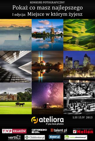 Miejsce, w którym żyjesz ? konkurs fotograficzny