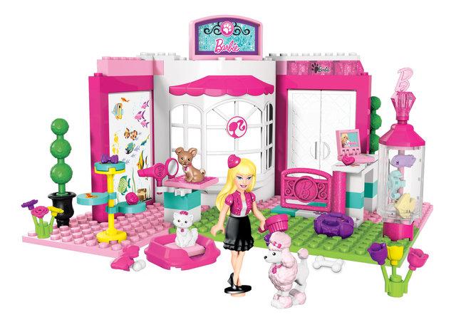 Klocki od Barbie?