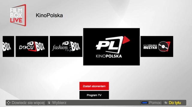 Filmbox Live – nowa aplikacja z kolekcją filmów VOD oraz kanałami live na Samsung Smart TV