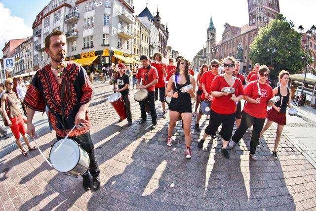 Jutro Toruń będzie rozbrzmiewał muzyką!