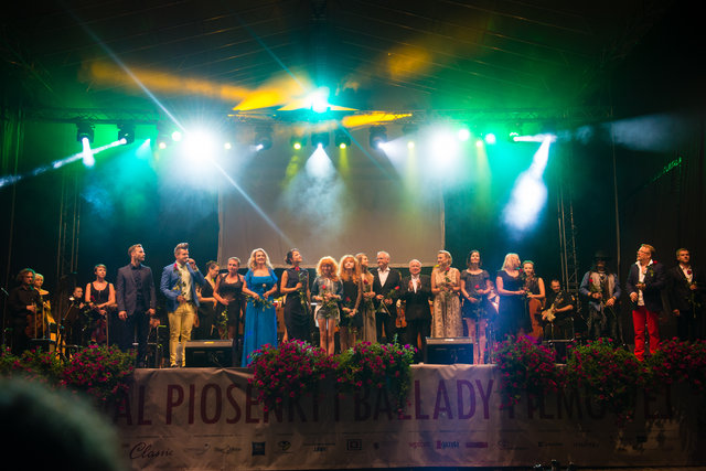 Sukces IV Festiwalu Piosenki i Ballady Filmowej