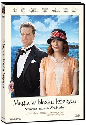 DVD Magia w blasku ksiezyca, Woody Allen, empik.com