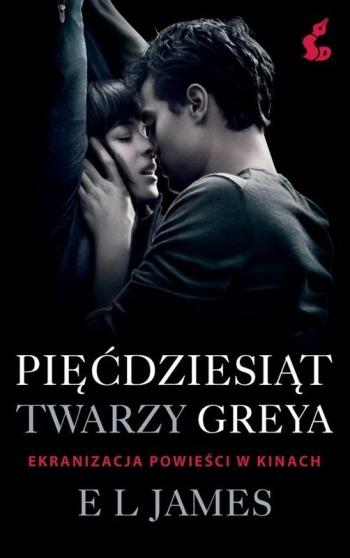 ksiazka, Piecdziesiat twarzy Greya, E L James, empik.com