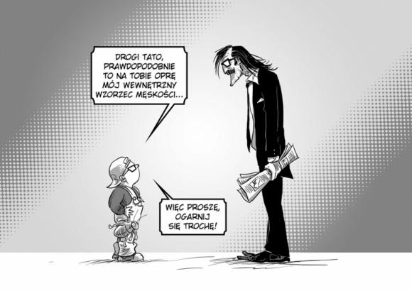 ZIMBARDO O WSPÓŁCZESNYM OJCOSTWIE LIFESTYLE, Książka - Jakie wyzwania stoją przed dzisiejszymi ojcami? Jak ojcowie mogą uratować świat? Co można zrobić, by zapobiec postępowaniu kryzysu męskości?