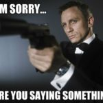 """IMM: 7000 wzmianek o agencie 007 Internetowa gorączka przed premierą """"Spectre"""""""