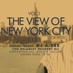 THE VIEW OF NEW YORK CITY