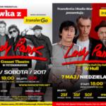 Będzie gaz niejeden raz! Lady Pank w trasie koncertowej po UK z TransferGo!