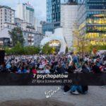 """Kino Letnie na placu Europejskim: """"7 psychopatów"""""""