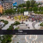 "Kino Letnie na placu Europejskim: ""Fala"""