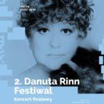 """Dla ludzi """"patrzących sercem"""". Festiwal Danuty Rinn"""