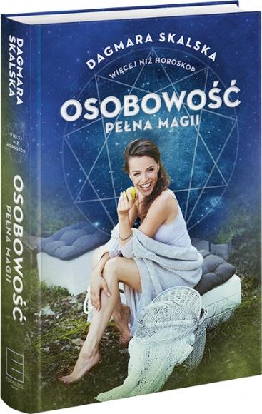 """Na rynku ukazała się najnowsza książka Dagmary Skalskiej LIFESTYLE, Książka - Czy istnieją uniwersalne wytyczne, dzięki którym możliwe jest osiągnięcie satysfakcji i spełnienia w każdej sferze życia? Dagmara Skalska w książce """"Osobowość pełna magii. Więcej niż horoskop"""" odkrywa przed czytelnikiem dobrodziejstwa enneagramu."""