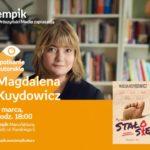 MAGDALENA KUYDOWICZ - SPOTKANIE AUTORSKIE
