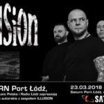Zespół Illusion spotka się z fanami w Porcie Łódź