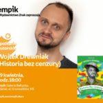 Spotkanie z Wojtkiem Drewniakiem (HBC) w Gdańsku EMPIK Galeria Bałtycka