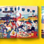 Camping jak z bajki – książeczka dla małego podróżnika
