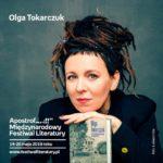 Spotkanie z Olgą Tokarczuk w Poznaniu, 20.05