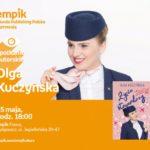 Olga Kuczyńska (Życie Stewardessy) Bydgoszcz Focus Mall Empik