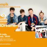 4Dreamers | Empik Galeria Bałtycka