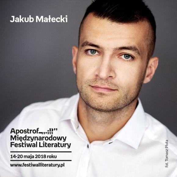 Jakub Małecki / Empik Galeria Bałtycka LIFESTYLE, Książka - Spotkanie autorskie