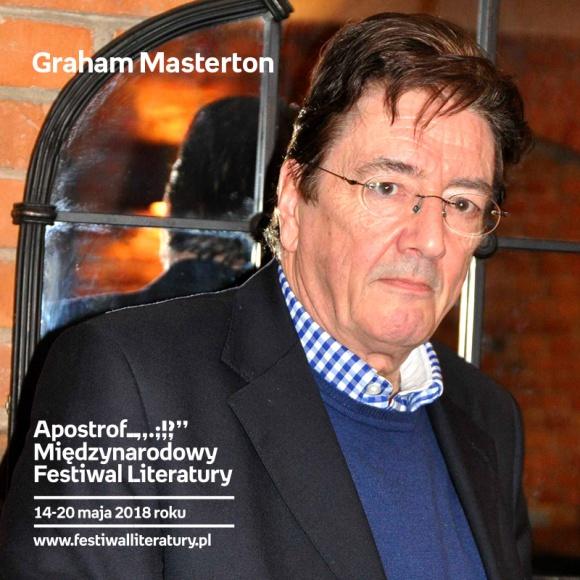 Graham Masterton / Empik Galeria Bałtycka LIFESTYLE, Książka - Spotkanie autorskie