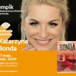 KATARZYNA BONDA - SPOTKANIE AUTORSKIE - ŁÓDŹ
