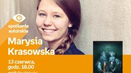 Spotkanie z Marią Krasowską w Poznaniu, 13.06 LIFESTYLE, Książka - Maria Krasowska 13 czerwca, godz. 18.00 empik Plac Wolności, Poznań, ul. Ratajczaka 44