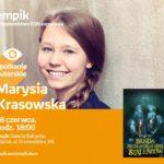 Maria Krasowska   Empik Galeria Bałtycka