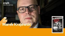 Marek Krajewski / Empik Plac Wolności/28.08 LIFESTYLE, Książka - Marek Krajewski 28 sierpnia, godz. 18.00 empik Plac Wolności, Poznań, ul. Ratajczaka 44