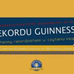 Będą bić rekord Guinnessa w Chełmskiej Bibliotece