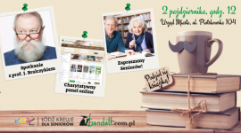 Podziel się książką – zbieramy literaturę dla seniorów! LIFESTYLE, Książka - Już 2 października rusza projekt łódzkiej księgarni internetowej Gandalf.com.pl. Akcja polega na zbieraniu książek dla osób starszych, które nie mają możliwości zakupienia ulubionych tytułów.