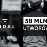58 milionów piosenek w TIDAL