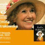 EMILIA KRAKOWSKA - SPOTKANIE AUTORSKIE - ŁÓDŹ