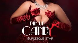 """Burlesque Night & EvilLova bielizna LIFESTYLE, Muzyka - BLACK CANDY to nowa, tym razem muzyczna odsłona Pin Up Candy, która już 10 listopada w Steak House Evil w Warszawie zaprezentuje niezwykle pikantny występ w kieliszku, prezentując swój debiutancki singiel """"You Know What I Mean""""!"""