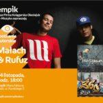 MAŁACH & RUFUZ - SPOTKANIE AUTORSKIE - ŁODŹ