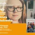 Aneta Jadowska | Empik Galeria Bałtycka