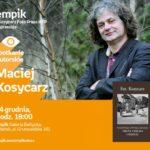 Maciej Kosycarz   Empik Galeria Bałtycka