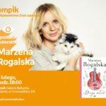 Marzena Rogalska | Empik Galeria Bałtycka