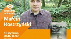 Marcin Kostrzyński   Empik Plac Wolności, Poznań LIFESTYLE, Książka - Marcin Kostrzyński 12 stycznia, godz. 15.00 empik Plac Wolności, Poznań, ul. Ratajczaka 44