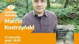 Marcin Kostrzyński   Empik Toruń Starówka LIFESTYLE, Książka - spotkanie autorskie