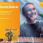 Spotkanie z Maciejem Balcarem w Poznaniu