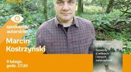 Marcin Kostrzyński   Empik Focus LIFESTYLE, Książka - spotkanie autorskie
