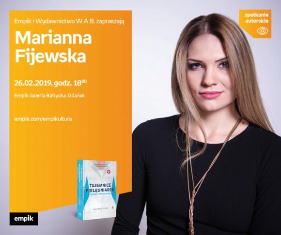 Marianna Fijewska   Empik Galeria Bałtycka LIFESTYLE, Książka - spotkanie autorskie