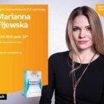 """MARIANNA FIJEWSKA - """"TAJEMNICE PIELĘGNIAREK. PRAWDA I UPRZEDZENIA."""" - ŁÓDŹ"""
