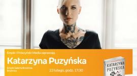 Katarzyna Puzyńska   Empik Galeria Brodnica LIFESTYLE, Książka - spotkanie