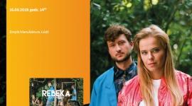 REBEKA - SPOTKANIE AUTORSKIE - ŁÓDŹ LIFESTYLE, Muzyka - REBEKA - SPOTKANIE AUTORSKIE - ŁÓDŹ 16 marca, godz. 14:00 Empik Manufaktura, Łódź, ul. Karskiego 5