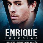 Enrique Iglesias wystąpi w Tauron Arenie 7 maja!
