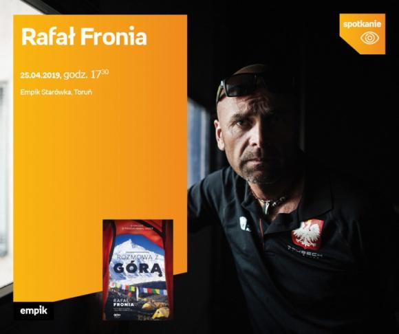 Rafał Fronia | Empik Starówka LIFESTYLE, Książka - spotkanie