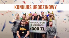 13. urodziny jednego z największych sklepów internetowych w naszym regionie! LIFESTYLE, Książka - TaniaKsiazka.pl istnieje na rynku już od 13 lat. Białostocka księgarnia internetowa powstała w 2006 roku, a dzisiaj jest jednym z największych i najszybciej rozwijających się tego typu sklepów w Polsce.